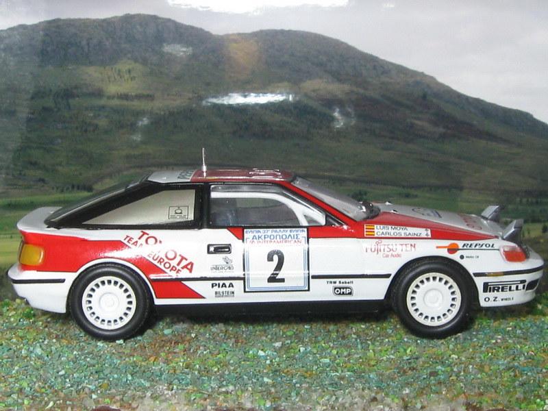Toyota Celica GT-Four – Acrópolis 1990