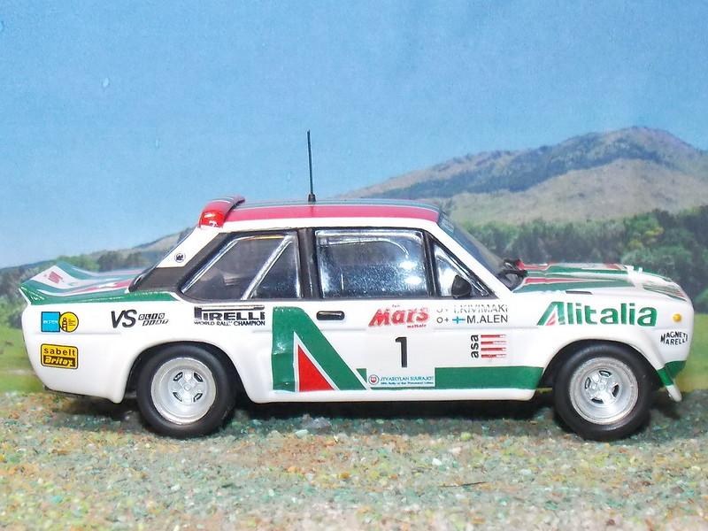 Fiat 131 Abarth – 1000 Lagos 1979