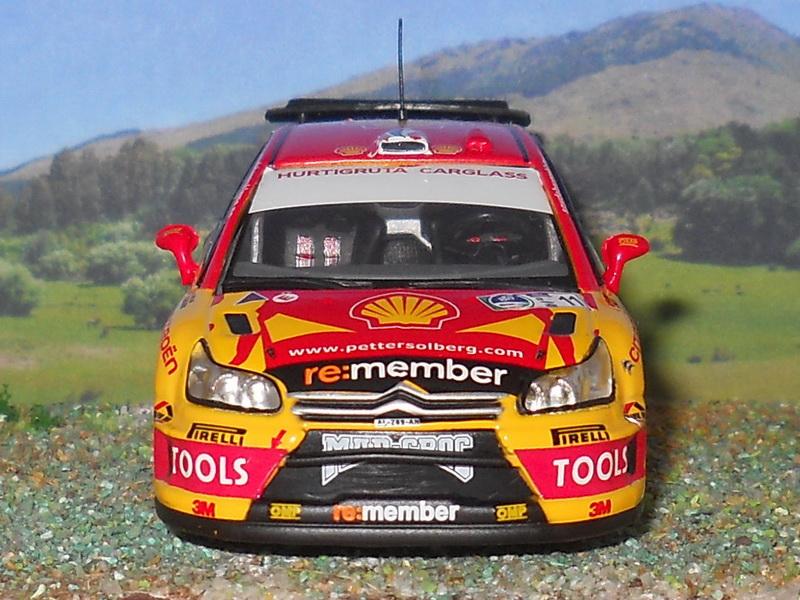 Citroën C4 WRC – México 2010