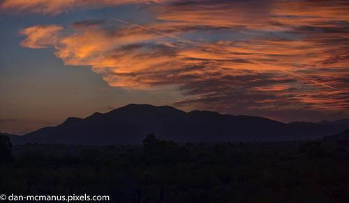 sabino vista hills arizona panorama sunrise tucson sabinovistahills