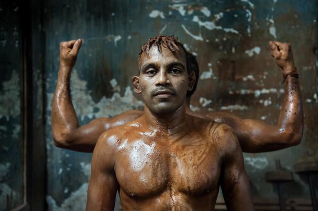 Mumbai, wrestlers