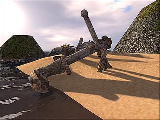 Oyster Bay II - Rusty Anchor | by mromani50