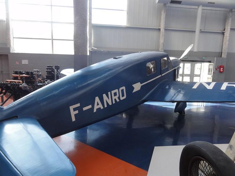 Caudron C.630 Simoun 3