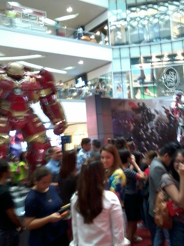 Avengers Experience