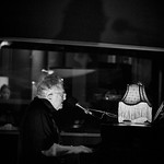 Wed, 12/07/2017 - 7:44am - Legendary songwriter Randy Newman chats with WFUV Public Radio's Rita Houston and performs songs for Marquee Members at Electric Lady Studios in New York City, July 17, 2017. Photo by Gus Philippas