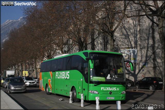 Mercedes-Benz Tourismo - Flixbus