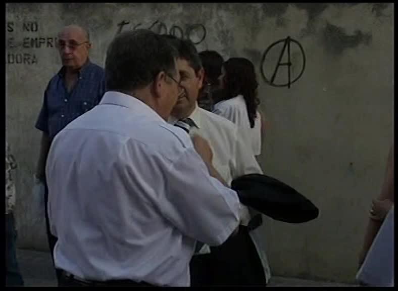 ElCristo - Videos - Marcha Procesional - Estreno - (02-07-2005)