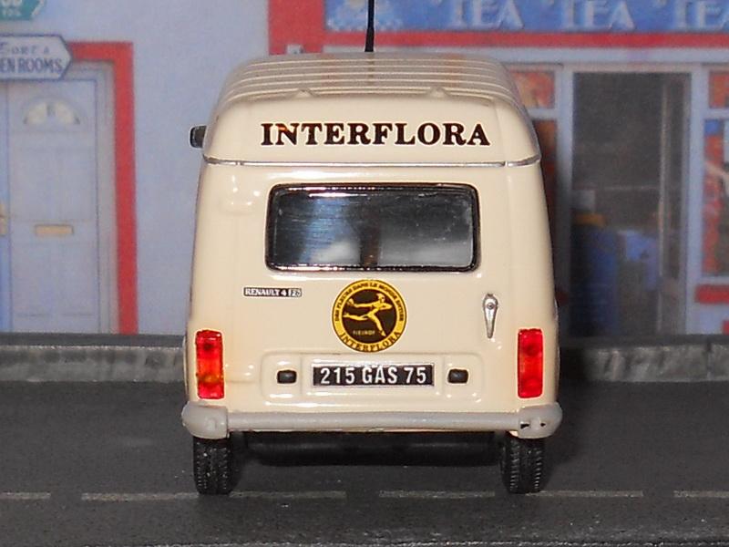 Renault 4 F6 – 1986 – Interflora