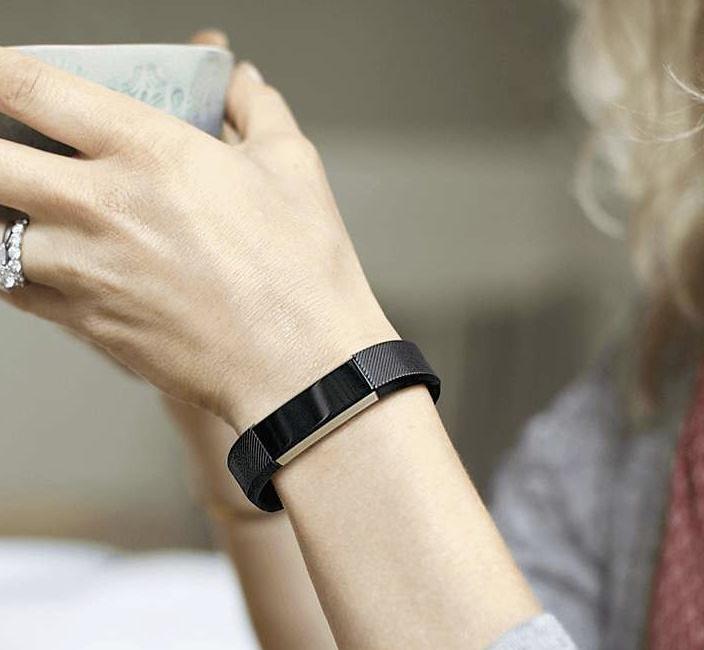 Discover Fitbit Alta Tracker Wristband