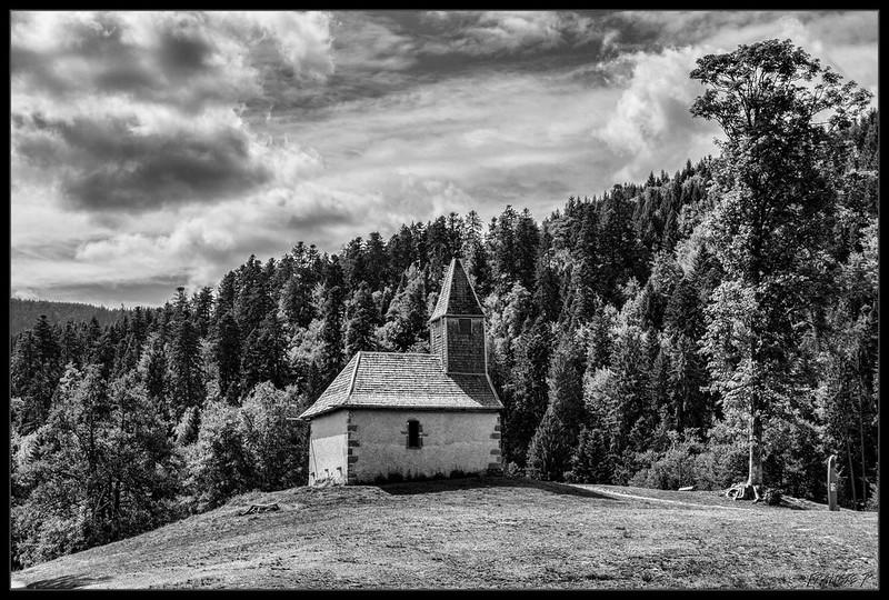 La Chapelle Saint-Florent (Longemer)