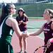 Auburn Girls Tennis vs Fulton