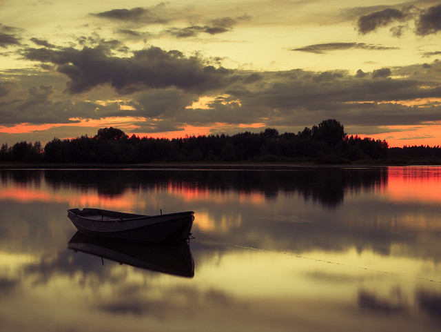 Anchored in Twilight