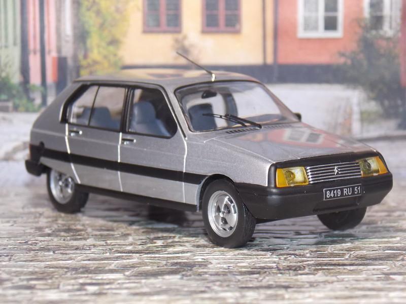 Citroën Visa II Club - 1981