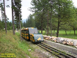 Schneebergbahn in Hengshütte, Austria, 16. 08. 2010. (2)