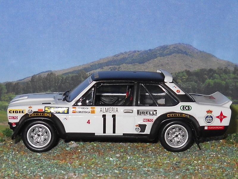 Fiat 131 Abarth – Montecarlo 1978