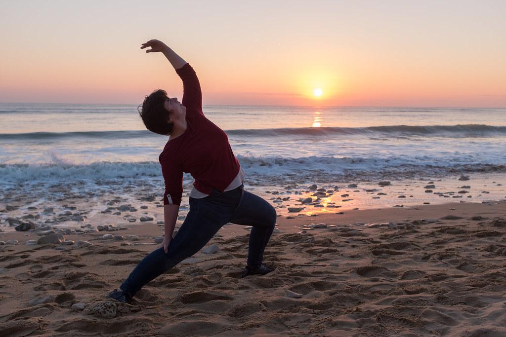 Yoga, Ile de Ré