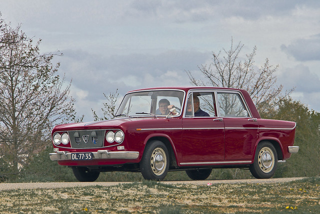 Lancia Fulvia Berlina 1964 (7379)