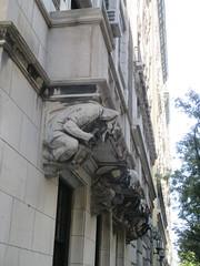 Pack of Gargoyles at Sidewalk Level 2890