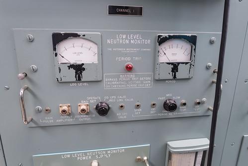 Victoreen Neutron Monitor | by mightyohm