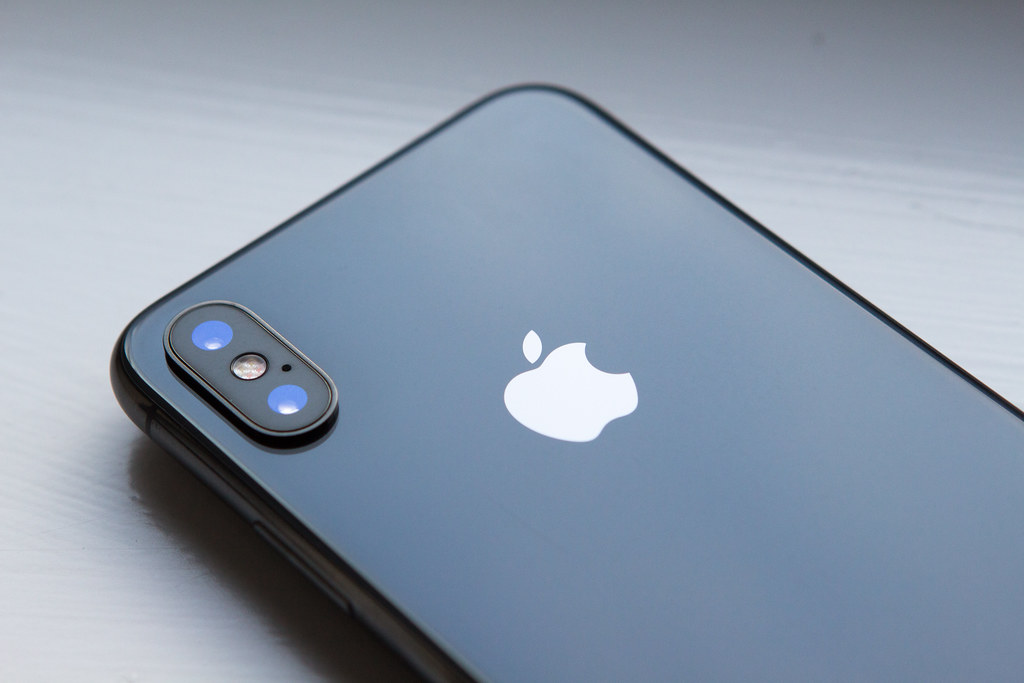 iPhone X - Apple Logo and Camera   William Hook   Flickr