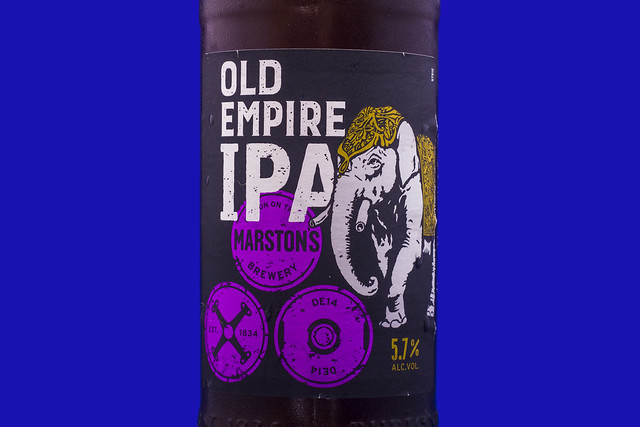 Marstons Old Empire IPA