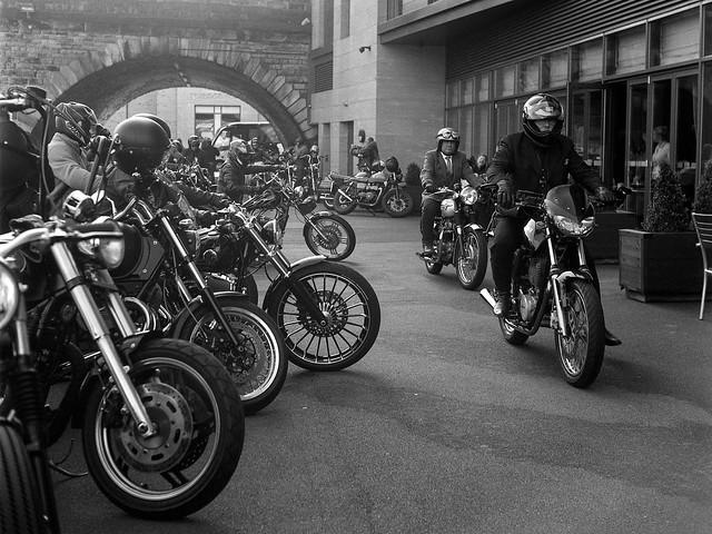 FILM - Distinguished Gentleman's Ride, Sheffield 2017-16