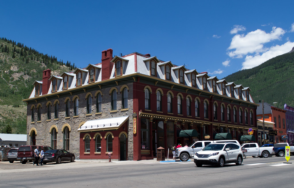 Silverton Co 0396 Grand Imperial Hotel Completed In Flickr