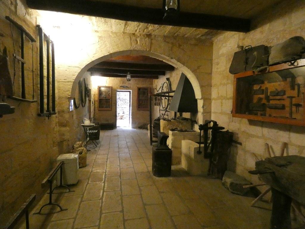 Ta' Kola Windmill museum | Malta. Hop on hop off ...