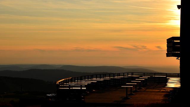 Terrasse panoramique  -  Panoramic terrace