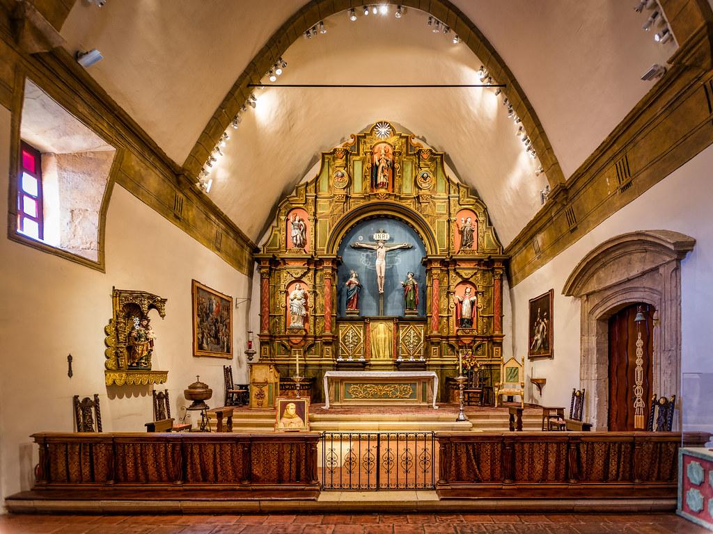 Carmel Mission Basilica   The Basilica of Mission San Carlos…   Flickr