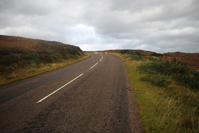 The A838
