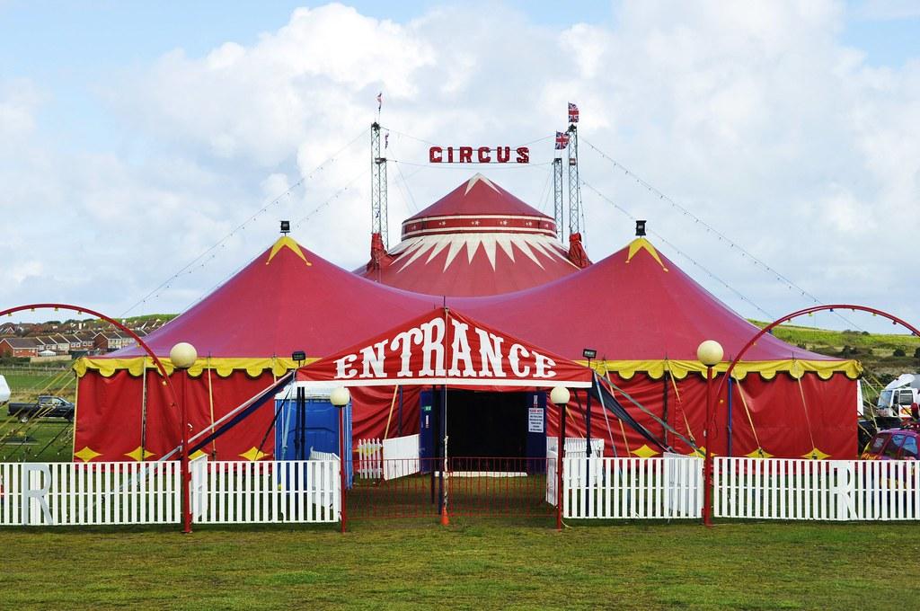 Circus in UK