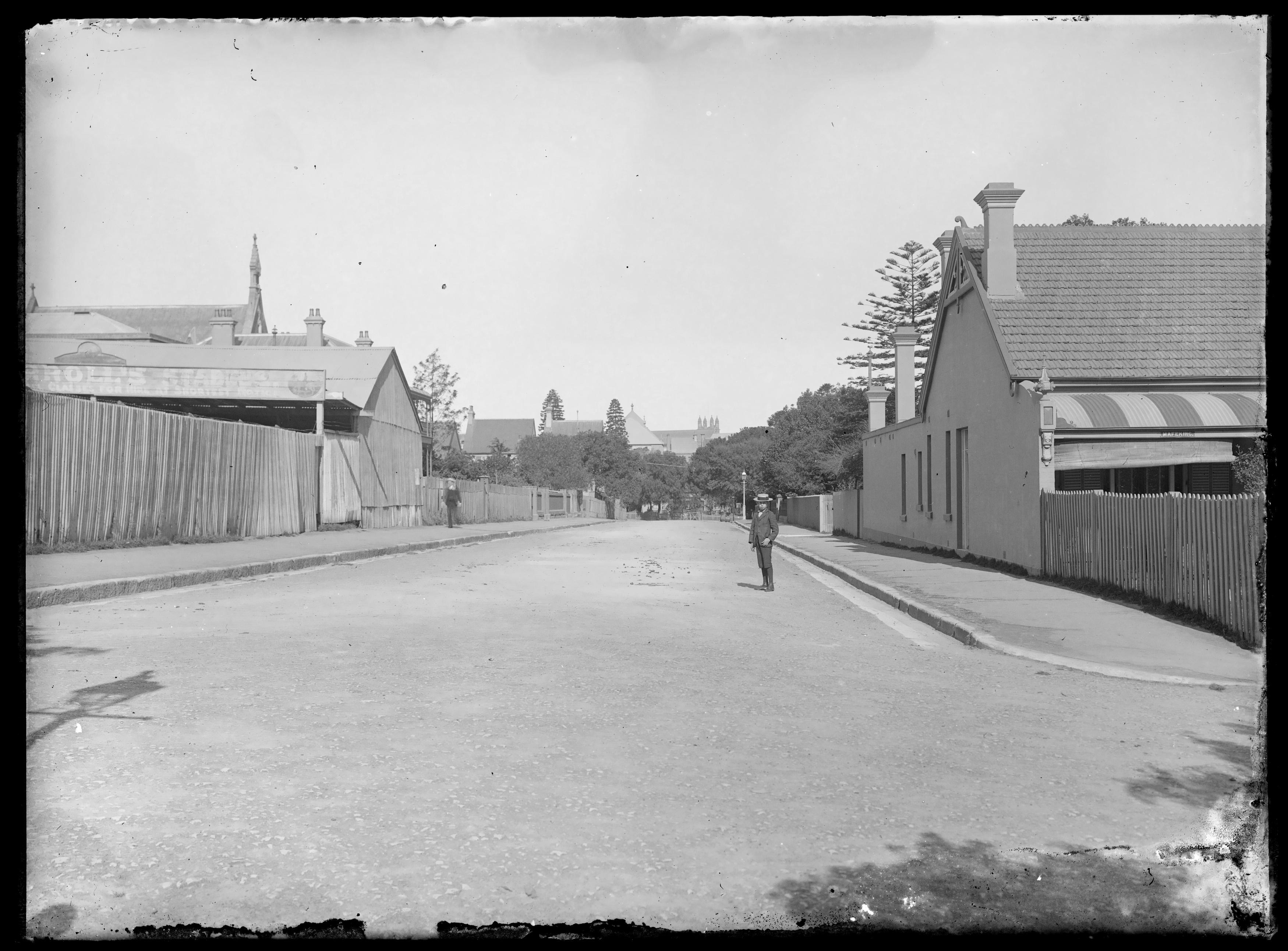 Views of Rotorua, New Zealand, and some of Sydney, ca. 1890-1910, by William Joseph Macpherson