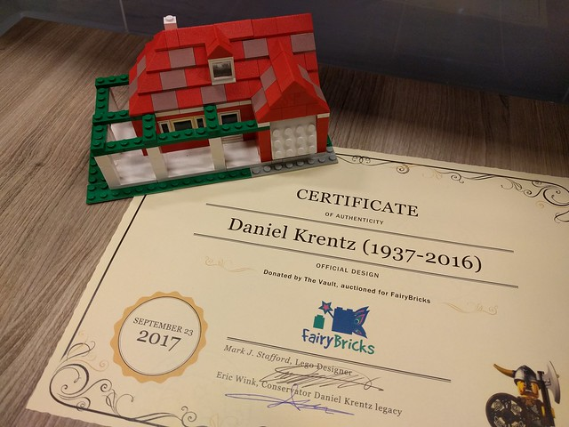 Small House by Daniel Krentz
