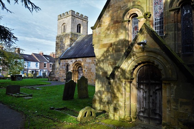 St Oswald's Church, Sowerby, North Yorkshire, England