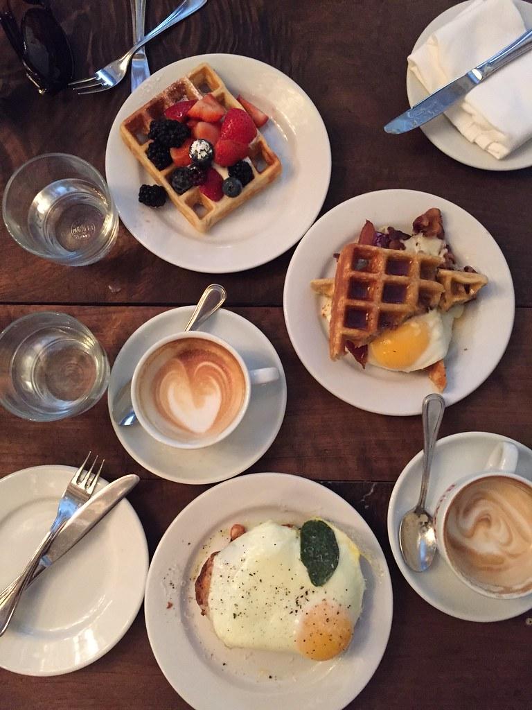 Food + Drink + live + love + laugh = LIFE.               #NewYorkNewYork #france #london  #buvettenyc #lauduree #theplaza #spain #minneapolis #paris #california #wine #champagne #iatethis #pastries #brooklyn #ilovetoeat #foodporn #art #foodsaroundtheworld
