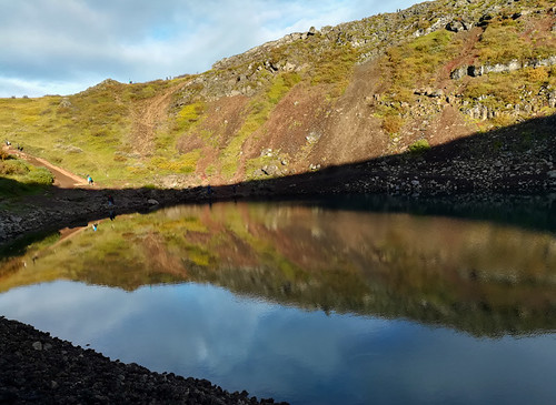 kerid-volcano-lake | by quirkytravelguy