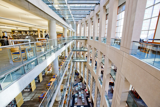 Vancouver Public Central Library