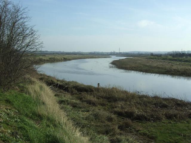 The River Crouch near Battlesbridge