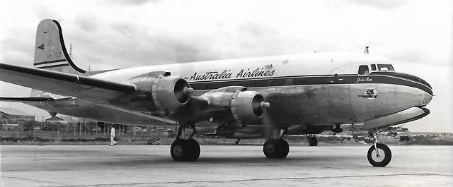 TAA DC-4