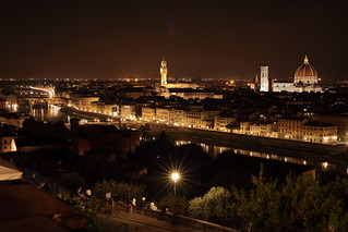 Firenze, view from the Piazzale Michelangelo