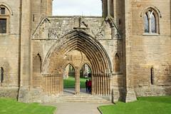 2017-08-26 09-09 Schottland 473 Elgin, Cathedral
