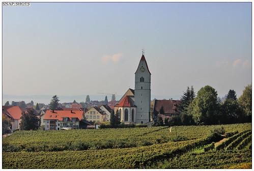 Ausblicke  zwischen Friedrichshafen und Meersburg