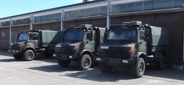 MB Unimog U1300