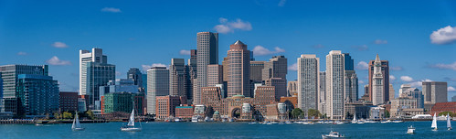 City Of Boston (Panoramic Image) | by @CarShowShooter