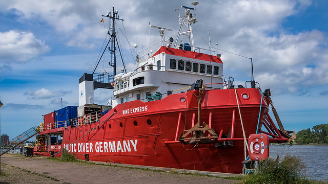 Wind Express - IMO 7214753