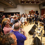 Wed, 20/09/2017 - 7:29am - Josh Ritter and his band perform for a WFUV Public Radio broadcast at Gibson Guitar Studios in New York City, 9/20/17. Hosted by Rita Houston. Photo by Gus Philippas/WFUV