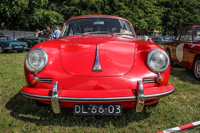 1965 Porsche 356 SC 1600 - DL-66-03
