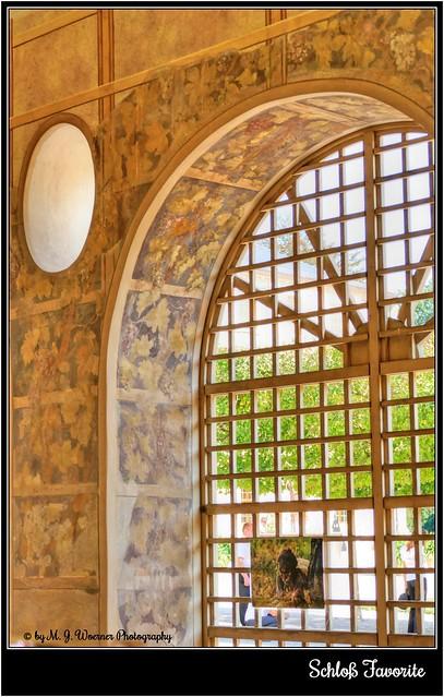 Schloss Favorite – Orangerie 4