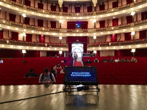 Getting ready to speak at Mirror Conf. | by adactio